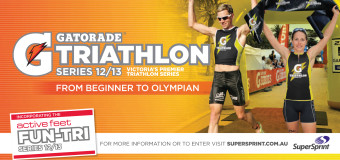 Gatorade Tri Series: Albertazzi a Portarlington
