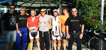 Triathlon Gabicce: In 10 tra sprint e olimpico