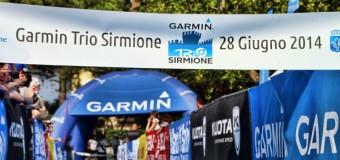 Garmin TriO Sirmione: Tre imolesi presenti