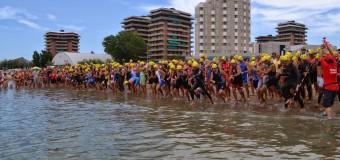 Triathlon di Pesaro: Martelli e Pelliconi i migliori