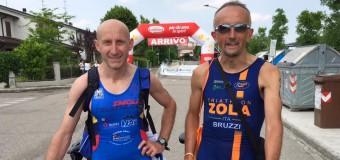 Triathlon Novellara: Ottimo esordio di Peluso