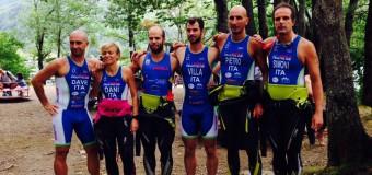 Triathlon Brasimone: Villa stupisce all'esordio
