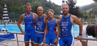Triathlon Palazzuolo: Sarti e Cornazzani i migliori