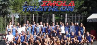 Triathlon Faenza: Imola Triathlon 6 volte sul podio