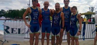 Triathlon sprint Asola: Cavina da top 10