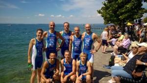 Imola Triathlon al triathlon internazionale di Bardolino