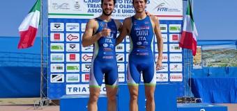 Cavina e Villa ai Campionati Italiani Assoluti di Olimpico