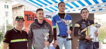 Triathlon Città di Trieste: Vittoria per Galassi