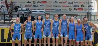 Triathlon internazionale Bardolino: buona prova per i 10 imolesi al via