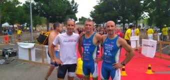 Triathlon Marconi: Cardinale, Vitale e Lacchini al via