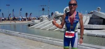 Ironman 70.3 Pescara: Ottimo esordio per Righini