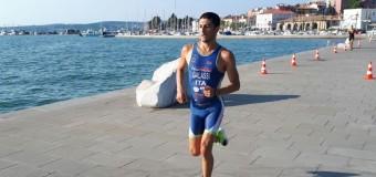 Triathlon Istria CUP: Galassi terzo assoluto in Slovenia