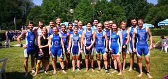 Triathlon Persiceto: Podi per Benzi, Cavina e Gaddoni