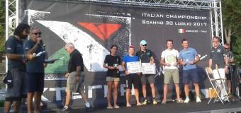XTerra Italy – Francesco Bandini 2° di categoria