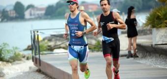 Campionati italiani aquathlon: Cavina 2° di categoria a Recco