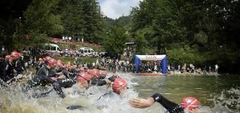 Triathlon Brasimone: Vitale e Martelli da podio