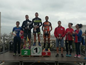 Luca Cavina 4° assoluto all' Irondelta, triathlon sprint a Lido delle Nazioni