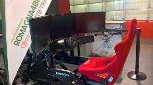 Simulatore F1 autodromo Imola