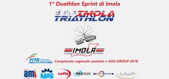 Duathlon Sprint di Imola sarà campionato regionale