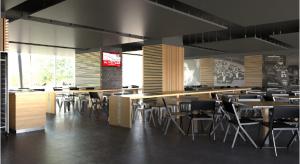Location del pasta party presso il nuovo ristorante La Fenice