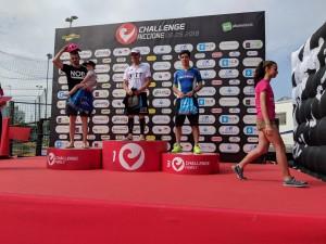 Martino Dall'Osso 3° di categoria al Challenge Riccione