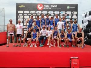 L'Imola Triathlon al Challenge Riccione