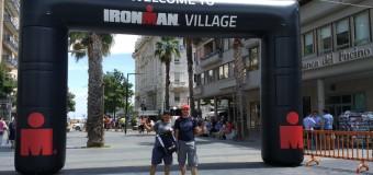 Ironman 70.3 Pescara: Ottimo esoridio per Angelini