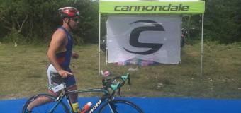 Sanniti Triathlon: Buona prova per Santandrea