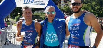 Tri-Week Lavarone – Gaddoni e Magnani instancabili, Venturelli vince la categoria