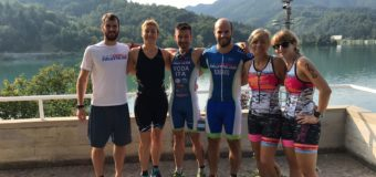 SwimRun Bologna: 6 imolesi all'esordio