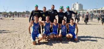 Campionati Italiani Triathlon Sprint: Imola 11° squadra italiana