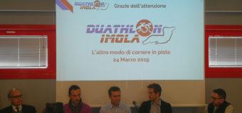 Conferenza stampa di presentazione del Duathlon di Imola 2019