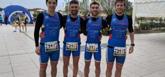 Campionati italiani duathlon sprint  – Imola Triathlon 13° nella coppa crono