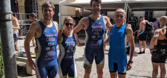 Triathlon internazionale di Bardolino: 5 imolesi al via