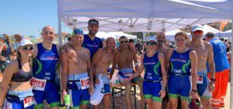 Deejay Tri Senigallia: 3 medaglie per l'Imola Triathlon