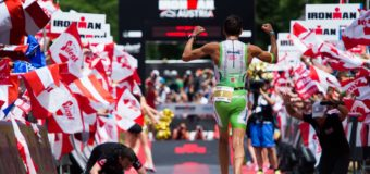 Ironman Klagenfurt: Clavio Righini finisher