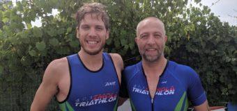 Triathlon Parma: Cavina vince tra gli S3