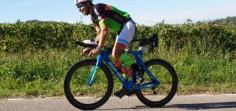 Ironman Cervia: Record imolese per Angelini