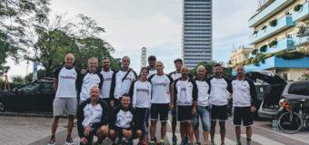 Triathlon di Cesenatico: La carica dei 18