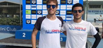 Campionati italiani triathlon olimpico: Cavina e Galassi competono tra i top in Italia