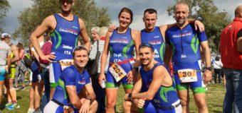 Triathlon sprint di Pesaro: D'Angeli e Angelini da podio