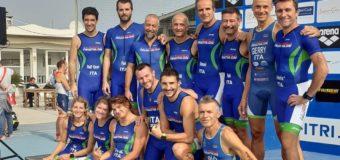 Triathlon sprint Cervia: Imola 7 volte sul podio