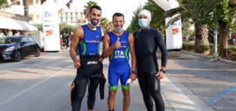 Triathlon olimpico Albatour – Esordio promettente per Negrini