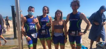 Imola Triathlon riparte a Civitanova – Venieri 3a di categoria