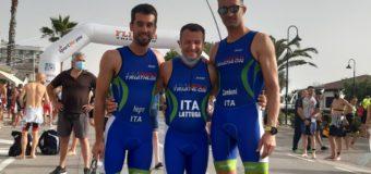 Triathlon Alba Adriatica: Negrini ancora sul podio