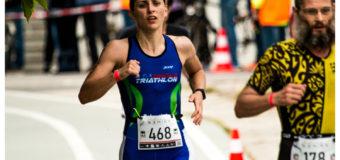 Triathlon Persiceto: Primo podio per Tubertini