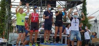 Triathlon di Senigallia: Podio per Rinaldi