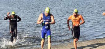 Triathlon Lido delle Nazioni: Bonetti e Rinaldi primi di categoria