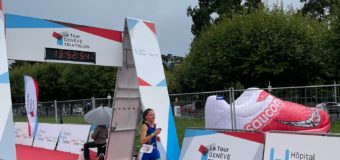 Triathlon di Ginevra: Cuffiani 5° di categoria