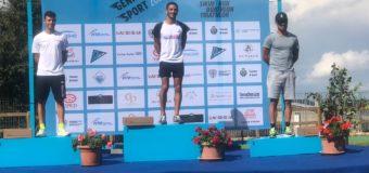Triathlon del Gennargentu: Galassi vince in Sardegna